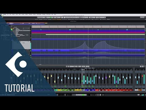 Automation Editing Just Got Curves | New Features in Cubase Pro 9.5