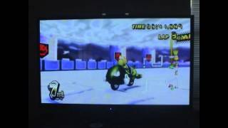 how to unlock dry bones on mario kart wii