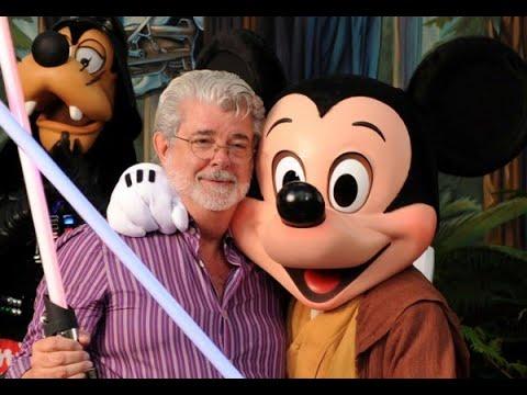 Дисней уничтожает Звездные Войны из-за Джорджа Лукаса?