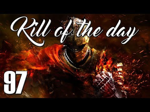 Kill of the day 97 - Dark Souls 3
