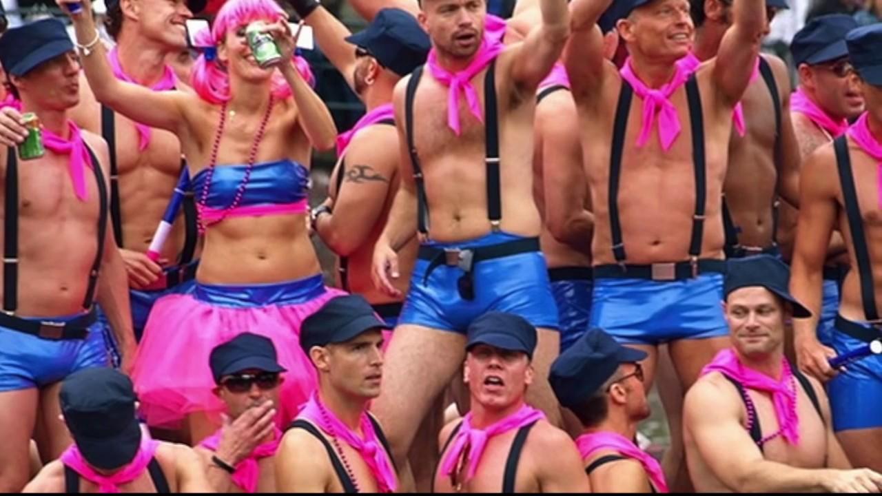 Amsterdam gay video