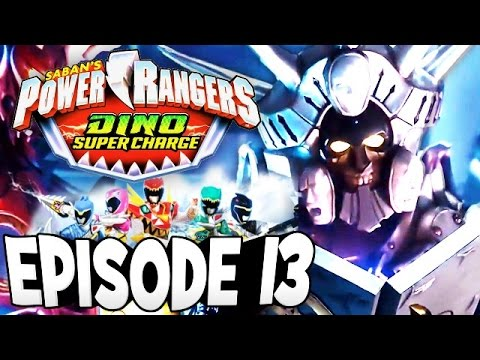 Power Rangers Dino Supercharge Episode 13 Recipe For Disaster Review