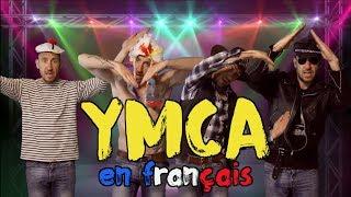 The Village People - YMCA (traduction en francais) COVER Frank Cotty