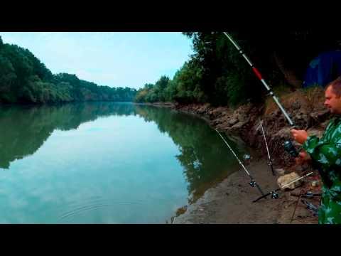 рыбалка в сентябре на реке кубань