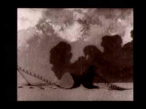Sinking Of The Lusitania Cartoon