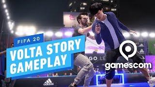 FIFA 20: 11 Minutes of Volta Story (4K) - Gamescom 2019