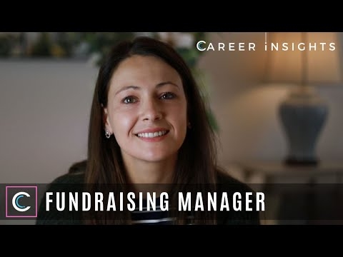 Fundraising Manager Career Insights (Careers in Charity)