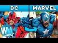 ¡Top 10 Personajes que DC ROBÓ de MARVEL!