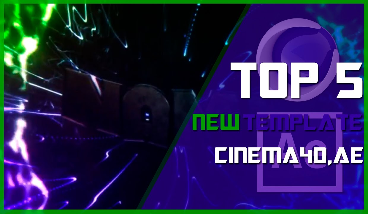 New! Top 5 Intro Templates #73[C4D,AE] - YouTube