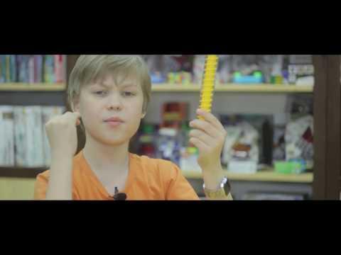 Видеообзор детской версии игры