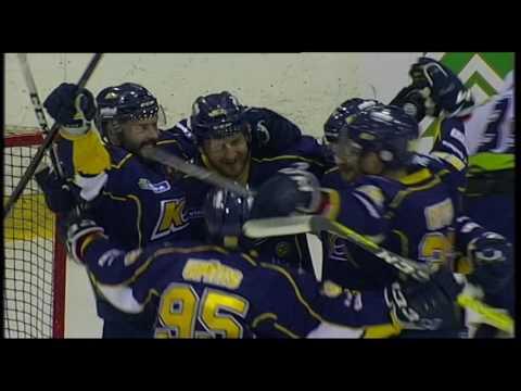 Hokejs - 6.finālspēle Kurbads V Mogo     4 - 1   Sērijā 3 - 3