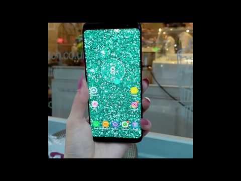 3d Depth Wallpaper S8 Glitzy Real Glitter Live Wallpaper Apps On Google Play