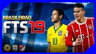 BOMBAA !! NOVO FTS 19 COM BRASILEIRÃO A e B ATUALIZADOS PARA ANDROID !!!