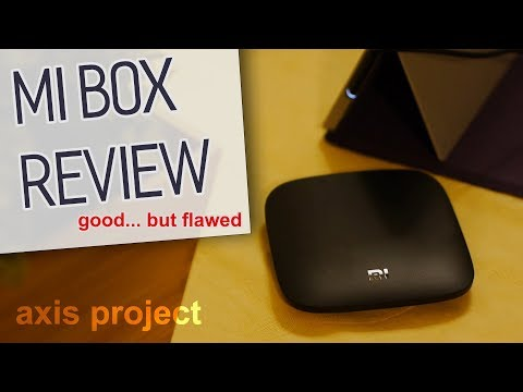 Mi Box (Global Version) Review - Beautiful but flawed
