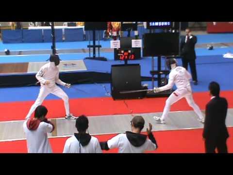 T64 Bogota Grand Prix 2009 - T Motika vs R Kudayev Part 1/2