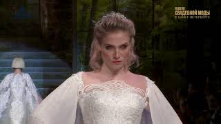 Yulduz wedding  couture  2018(SPB Bridal Fashion Week )