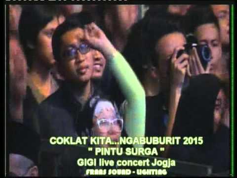 GIGI live Show Jogja