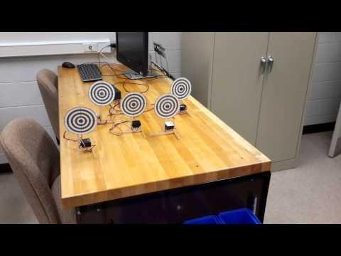 Arduino Target Game