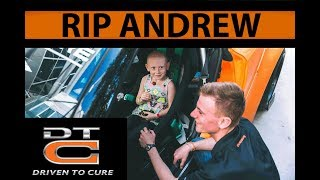 homepage tile video photo for RIP Andrew Lee // Support Driven To Cure // Liberty Walk R35 GTR DTC