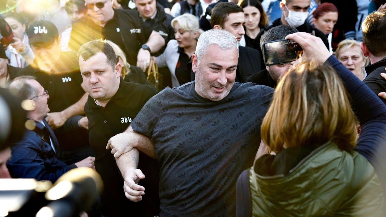 Протестные митинги в Грузии и Нагорном Карабахе: какие цели преследует Вашингтон
