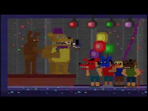 Five Nights at Freddy's 4 La Mordida del 87 Minijuego Loquendo