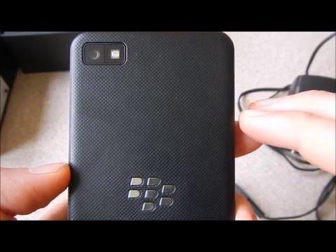 Blackberry Z10 - recenzja i opis.