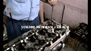 Chrysler motor 2.4 DOHC Montar pieza a pieza (Tutorial Mecanica Automoción)