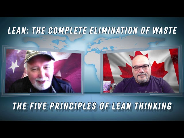 1- 5 Principles of Lean Thinking
