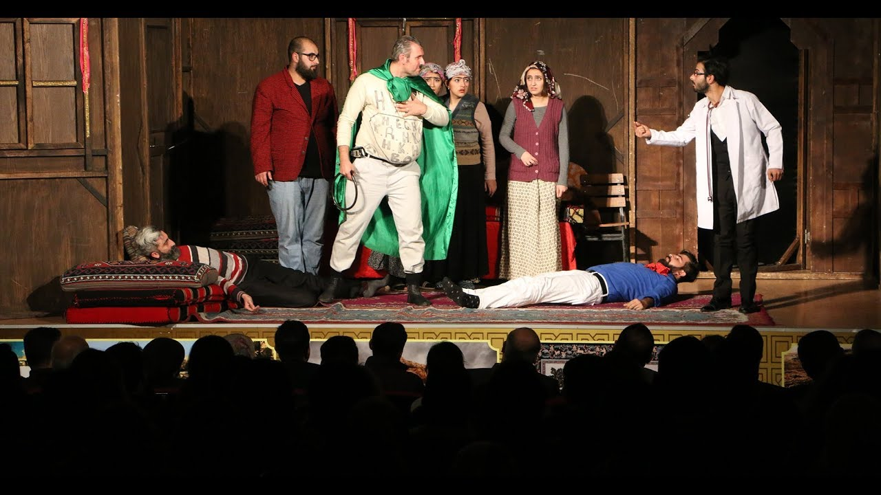 Şanlıurfa Şehir Tiyatrosu Perdelerini Açıyor