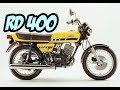 YAMAHA RD 400 -  A RD DOS ANOS 70 MAIS FORTE PORÉM MAIS SEGURA