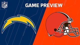 Chargers vs. Browns | Around the NFL Podcast | NFL Week 16 Previews