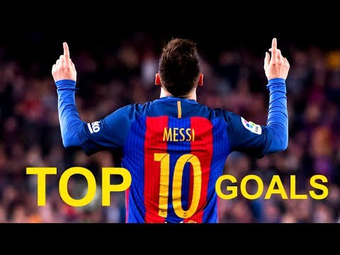 Lionel Messi Top 10 Magic Goals 2016-2017