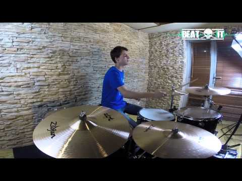 "BeatIt Presents: Zildjian ZBT 16"" Crash"