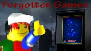 Forgotten Games - LEGO Island Trilogy