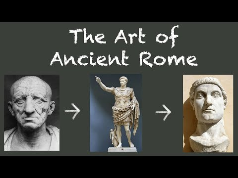 The Art of Ancient Rome - Sculpture and Reliefs
