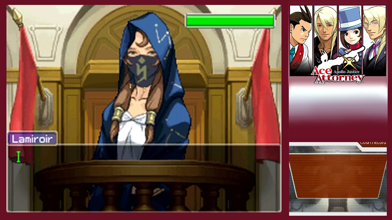 Ace Attorney Apollo Justice Blind 20 Blind Faith Lucahjin Thewikihow Thankfully you don't require any prior legal knowledge to play phoenix wright: thewikihow