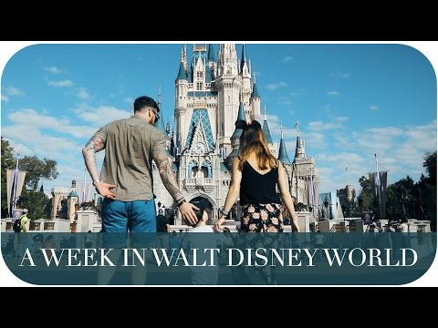 A WEEK IN WALT DISNEY WORLD | THE MICHALAKS | AD
