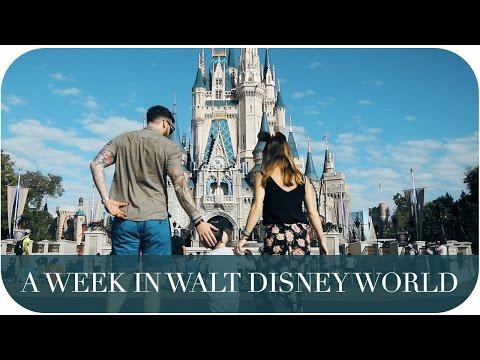 A WEEK IN WALT DISNEY WORLD | THE MICHALAKS | AD