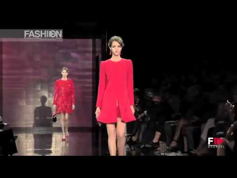 GIORGIO ARMANI The best of 2014/15 selection by Fashion Channel