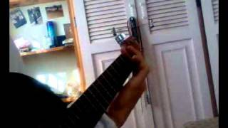 no ordinary love by mymp (minus one) guitar cover.3gp