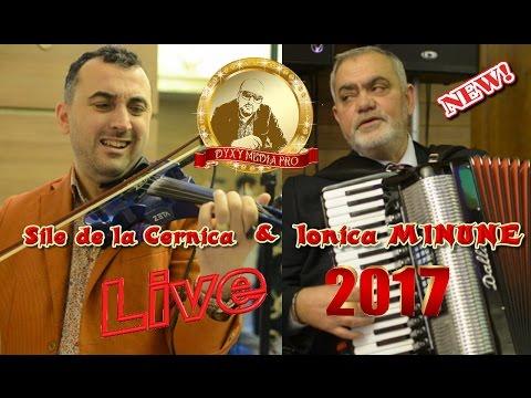 Ionica MINUNE & Sile de la Cernica -SHOW- Program Deosebit- Live 2017 -Revelionul Lautarilor-CRAIOVA