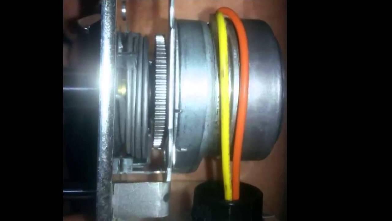 Honeywell zone damper actuator replacement youtube for Zone damper motor repair