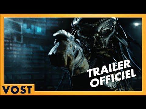 The Predator | Bande-Annonce [Officielle] VOST HD | 2018