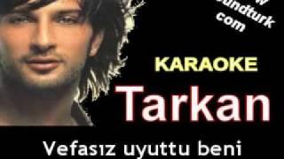 Tarkan - Gitti Gideli karaoke