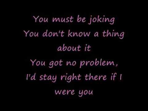 Wouldnt It Be Good  Nik Kershaw lyrics