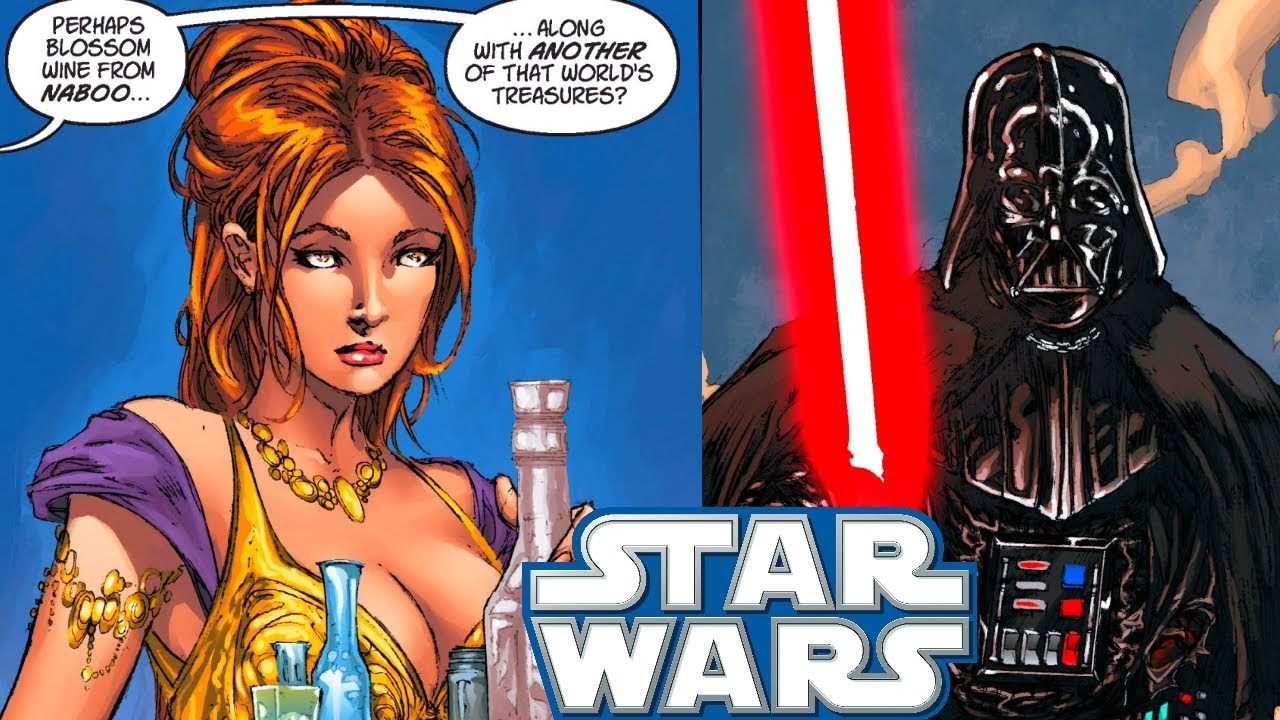 Darth Vader Is Reminded Of His Past Star Wars Comics Explained