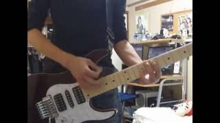 Girls Dead Monsterの曲で一番好きな、「Little Braver」 を弾いてみま...