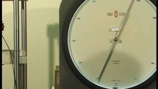 Aluminium Tensile Test using Tinius Olsen Universal Testing Machine