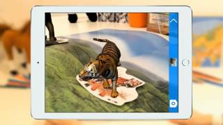 Devar Kids 12 живых животных видео  | онлайн-гипермаркет 21 vek