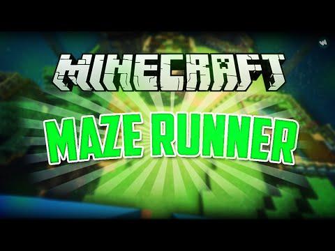 Minecraft: Maze Runner Gameplay #1 |...